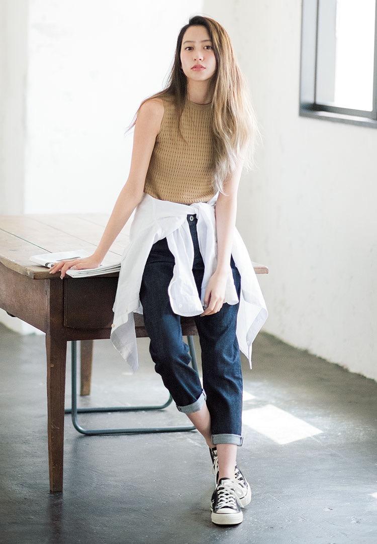 【河北麻友子キャプ画像】美人ファッションモデルが胸元が見えそうなシーンをキャプチャーしたったwwww 48