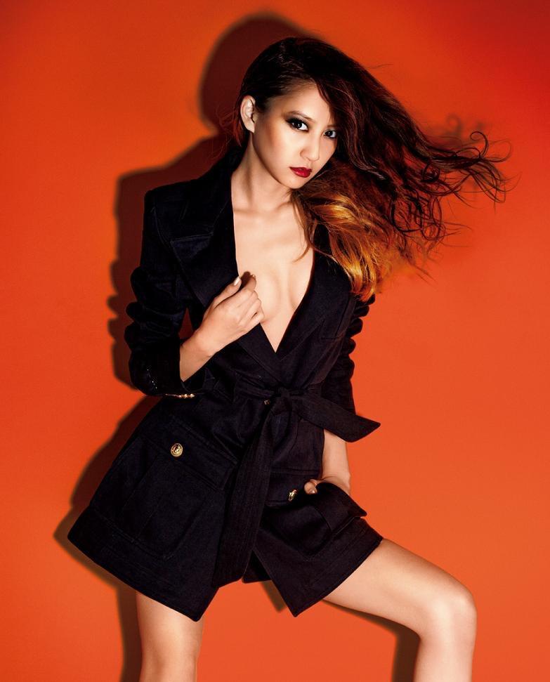 【河北麻友子キャプ画像】美人ファッションモデルが胸元が見えそうなシーンをキャプチャーしたったwwww 71