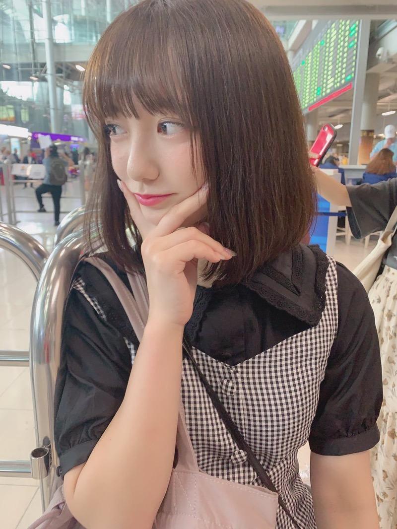 【近藤真琴エロ画像】エッチしたくなるDカップくびれボディのビキニ姿がたまらない名古屋発アイドル 54