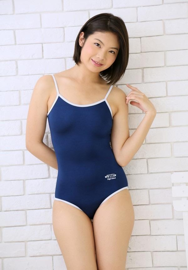 【神前つかさグラビア画像】オマンコが見えそうなキワドイ変態水着を着てこそグライアアイドルだよなwwww 24