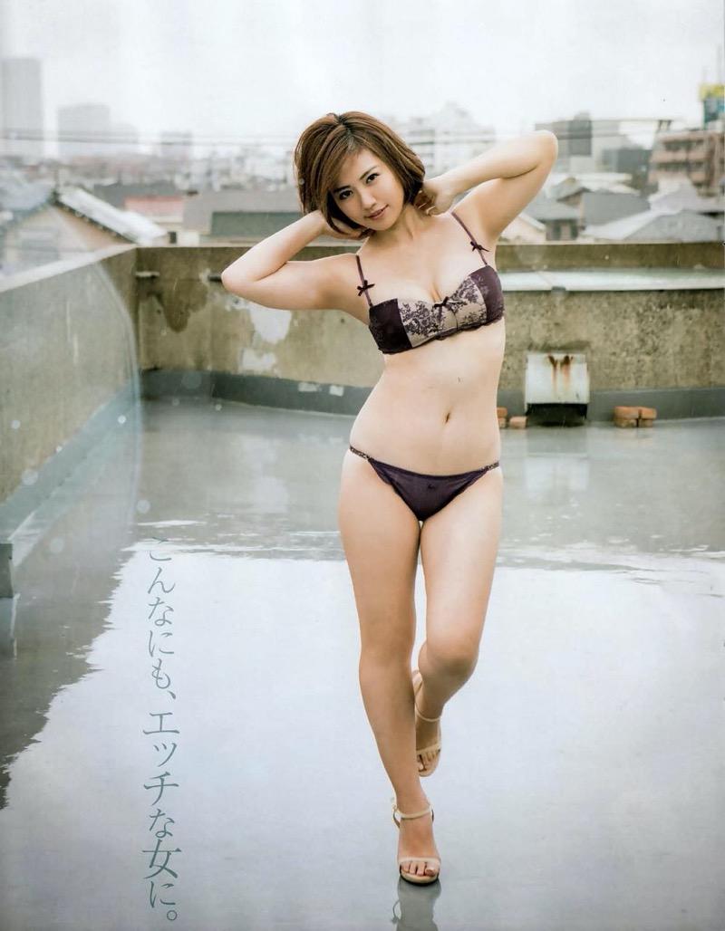 【磯山さやかグラビア画像】アラフォーだけど綺麗でエロい美熟女グラドルが2年振りにグラビア撮ったって! 65