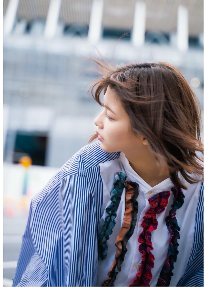 【渡邉理佐グラビア画像】可愛さと大人っぽさを合わせ持つ櫻坂46アイドルのセクシーなビキニ姿がエロい 50