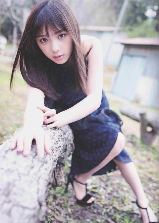 【与田祐希グラビア画像】乃木坂46加入4年目を迎えた現役アイドルの可愛くてちょっとエッチな水着画像 19