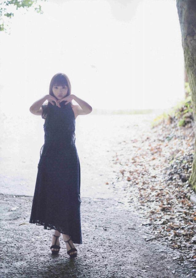 【与田祐希グラビア画像】乃木坂46加入4年目を迎えた現役アイドルの可愛くてちょっとエッチな水着画像 21