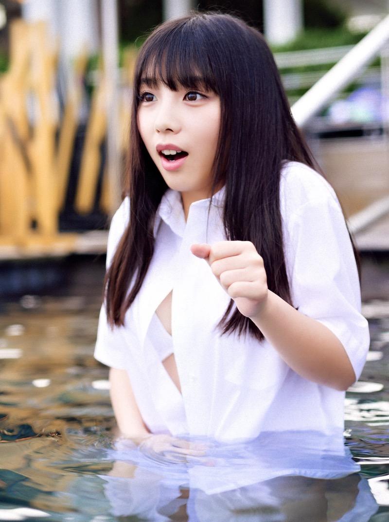 【与田祐希グラビア画像】乃木坂46加入4年目を迎えた現役アイドルの可愛くてちょっとエッチな水着画像 63