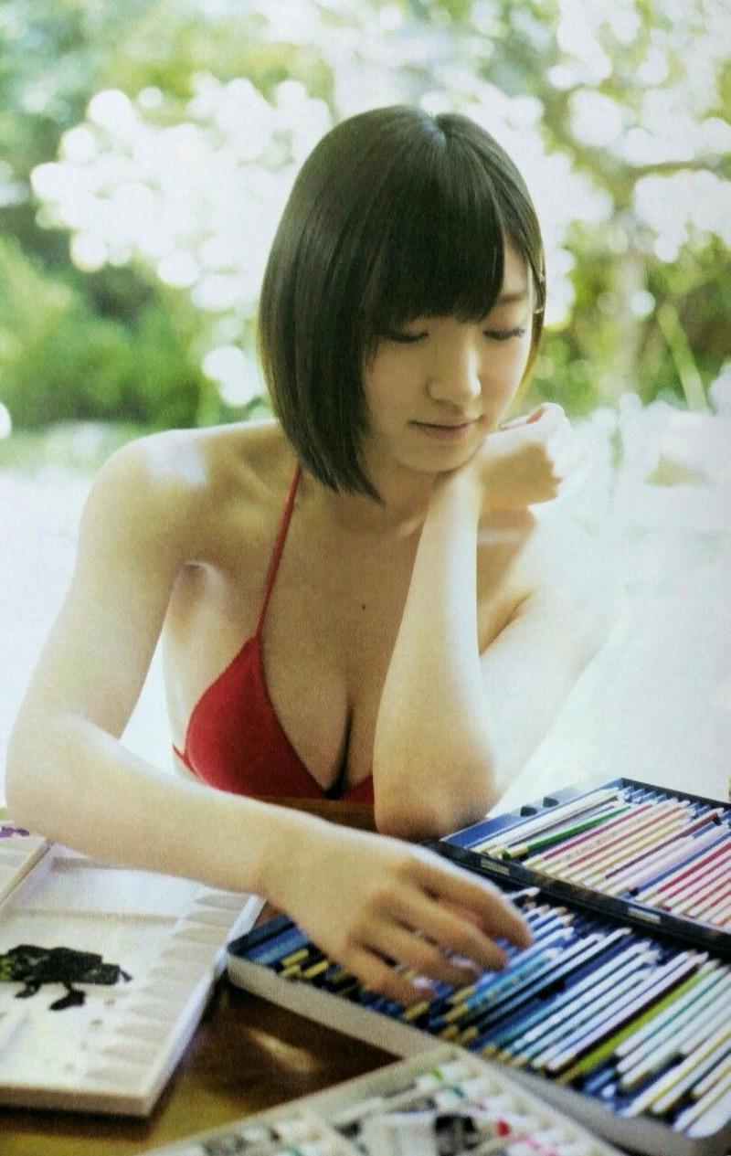 【太田夢莉水着画像】19歳にしてNMB48アイドルからの卒業を決めた美少女のグラビアが可愛い過ぎたwwww 15
