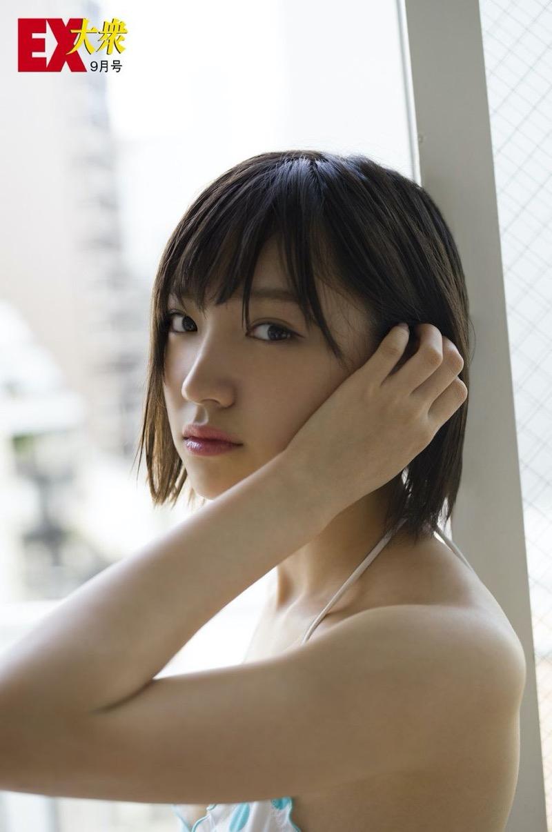 【太田夢莉水着画像】19歳にしてNMB48アイドルからの卒業を決めた美少女のグラビアが可愛い過ぎたwwww 20