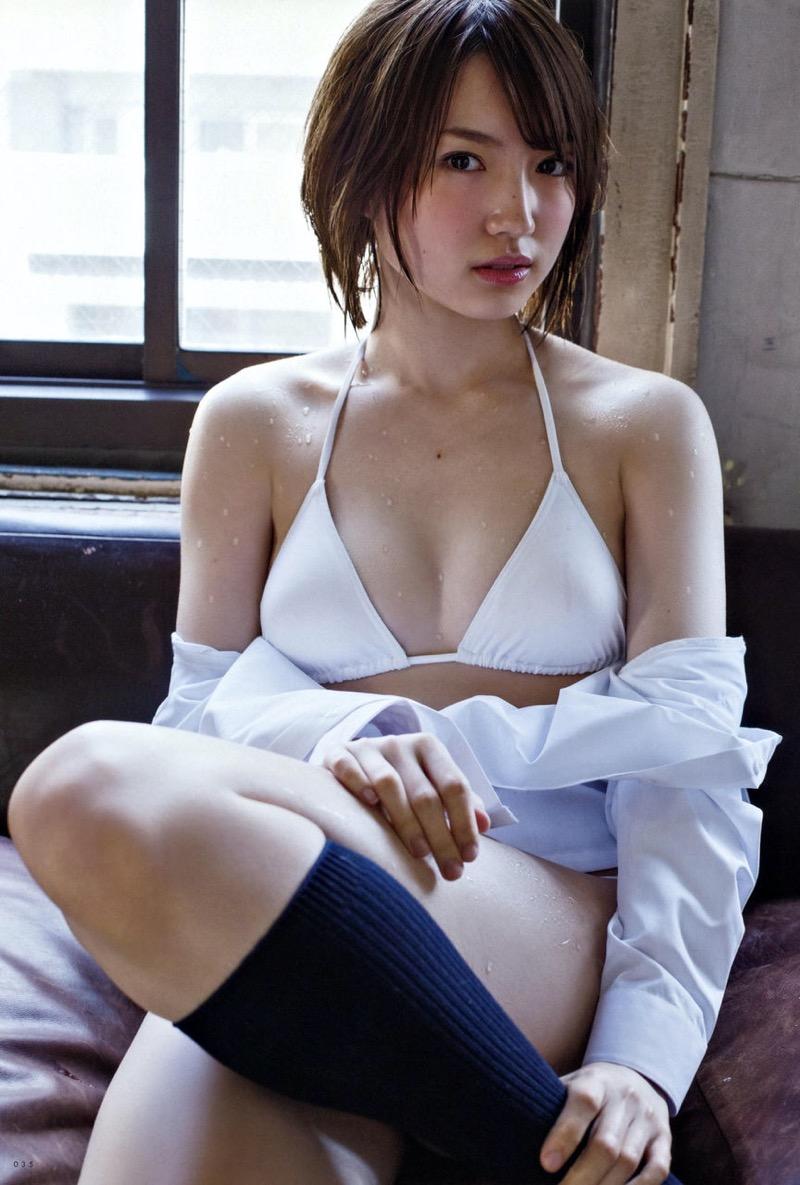 【太田夢莉水着画像】19歳にしてNMB48アイドルからの卒業を決めた美少女のグラビアが可愛い過ぎたwwww 28