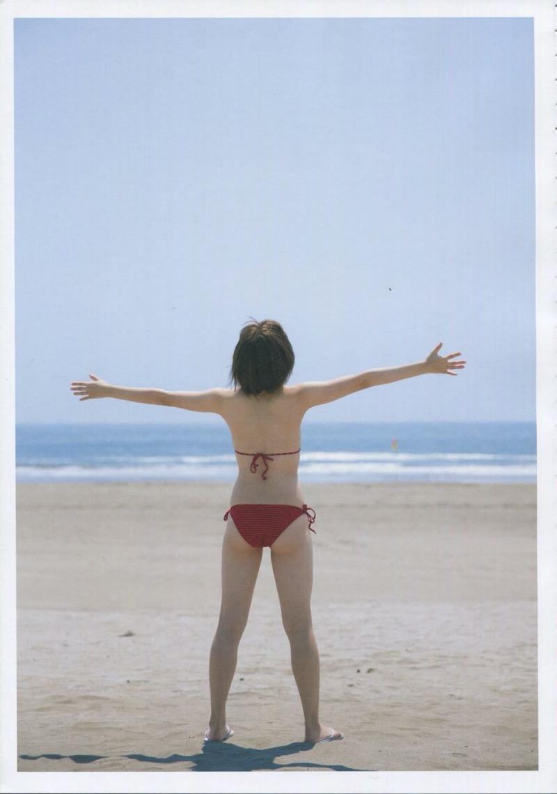 【太田夢莉水着画像】19歳にしてNMB48アイドルからの卒業を決めた美少女のグラビアが可愛い過ぎたwwww 39