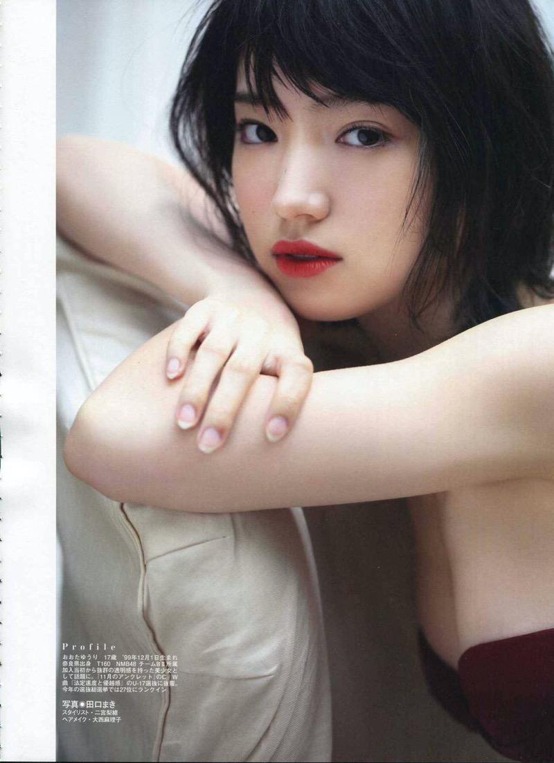 【太田夢莉水着画像】19歳にしてNMB48アイドルからの卒業を決めた美少女のグラビアが可愛い過ぎたwwww 58