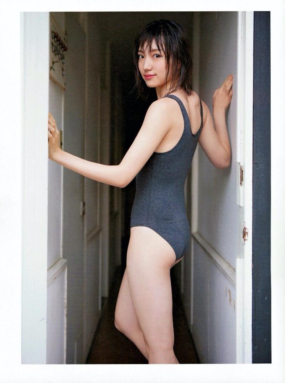 【太田夢莉水着画像】19歳にしてNMB48アイドルからの卒業を決めた美少女のグラビアが可愛い過ぎたwwww 65
