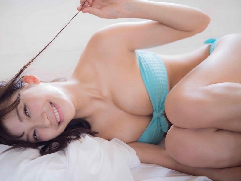 【小倉優香水着画像】セクシーなグラビアを見せてくれているリアル峰不二子が卒業するってマジ!? 17