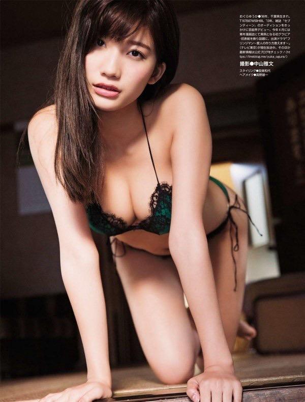 【小倉優香水着画像】セクシーなグラビアを見せてくれているリアル峰不二子が卒業するってマジ!? 37