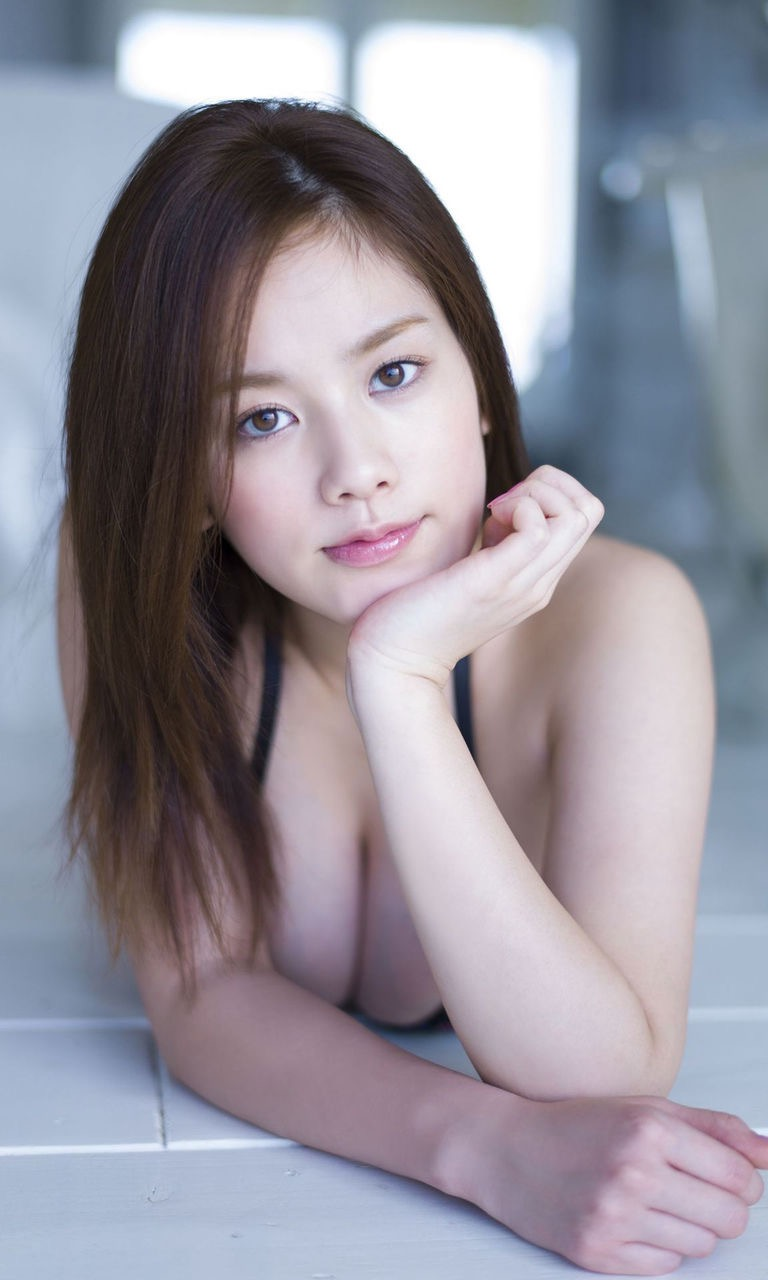 【筧美和子グラビア画像】日本人らしい形のFカップが最高にエロくてパイズリしたくなるメチャシコモデル 20