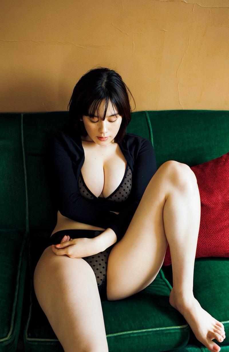 【筧美和子グラビア画像】日本人らしい形のFカップが最高にエロくてパイズリしたくなるメチャシコモデル 28