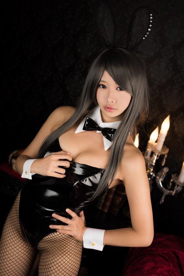 【川頭桃子エロ画像】ショートヘアの可愛いコスプレイヤーのメチャしこスレンダーボディがエロ過ぎたwwww 28