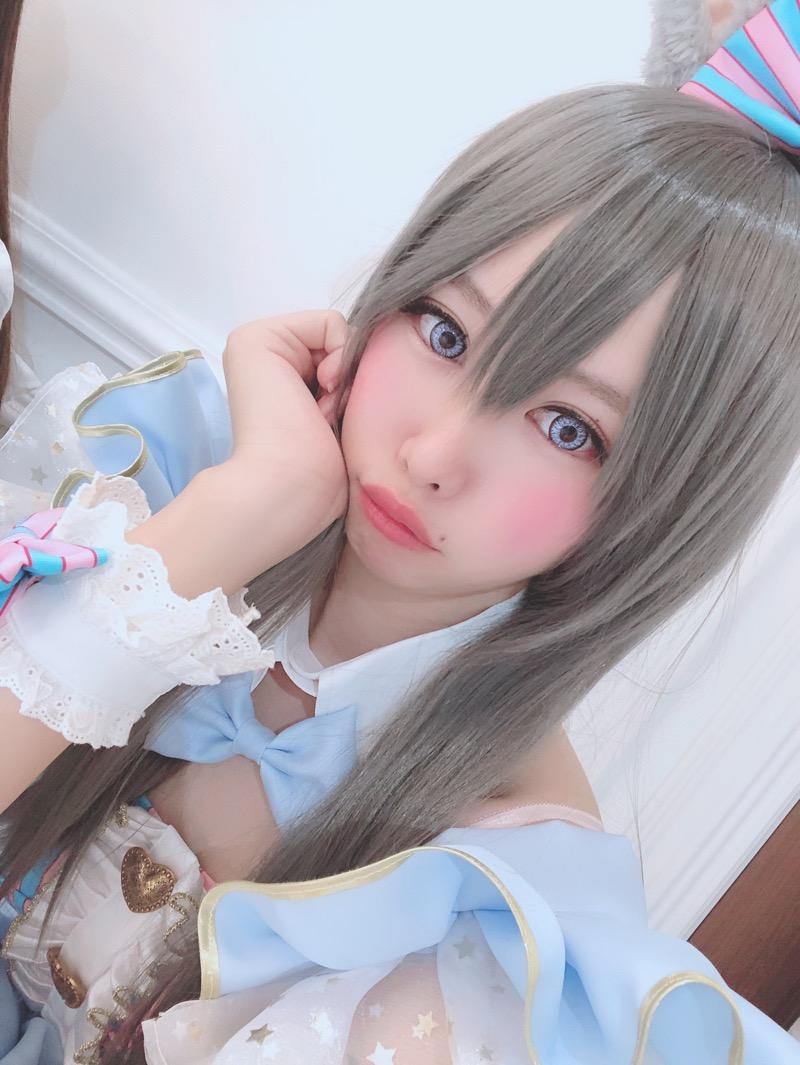 【川頭桃子エロ画像】ショートヘアの可愛いコスプレイヤーのメチャしこスレンダーボディがエロ過ぎたwwww 53