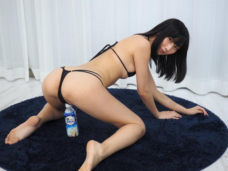 【美東澪エロ画像】Eカップ巨乳をギリギリまで見せつける年齢不詳のスレンダーグラドルが結構ヌケるwwww 100