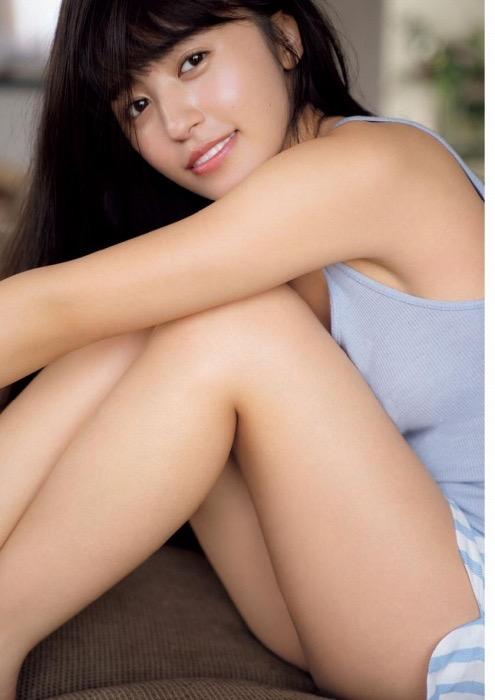【逢田梨香子グラビア画像】極度の人見知りなのに芸能界入りしてアイドル声優になったとかチャレンジャーだわw 05