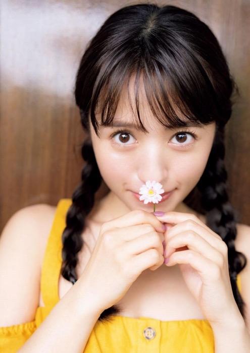 【逢田梨香子グラビア画像】極度の人見知りなのに芸能界入りしてアイドル声優になったとかチャレンジャーだわw 11