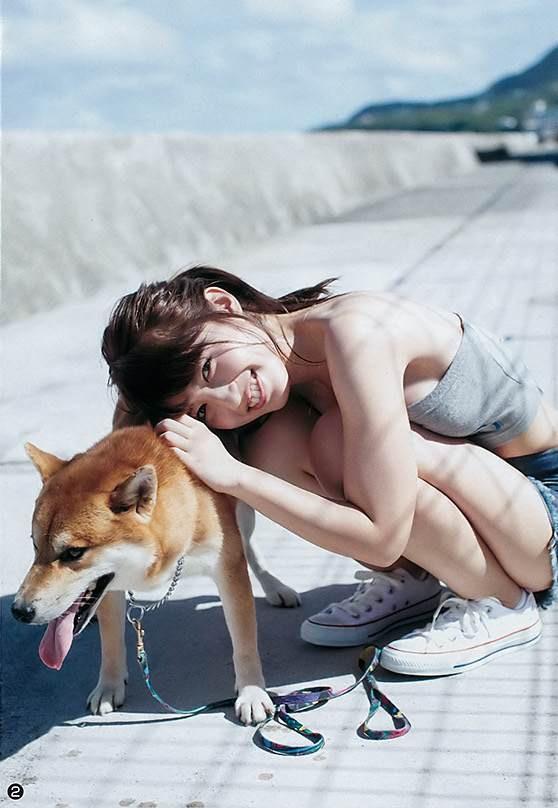 【逢田梨香子グラビア画像】極度の人見知りなのに芸能界入りしてアイドル声優になったとかチャレンジャーだわw 18