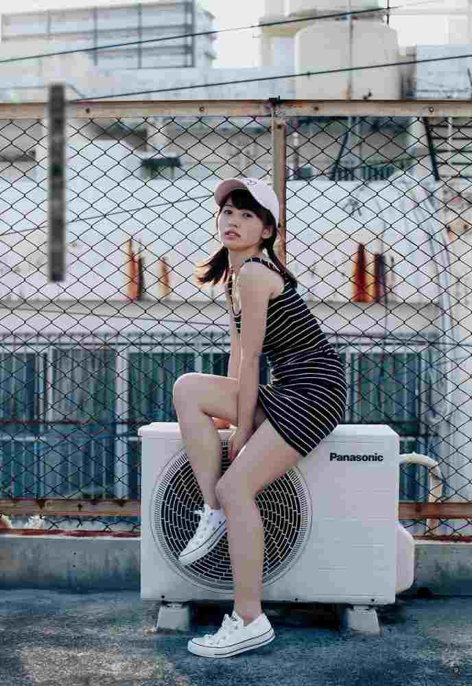 【逢田梨香子グラビア画像】極度の人見知りなのに芸能界入りしてアイドル声優になったとかチャレンジャーだわw 50