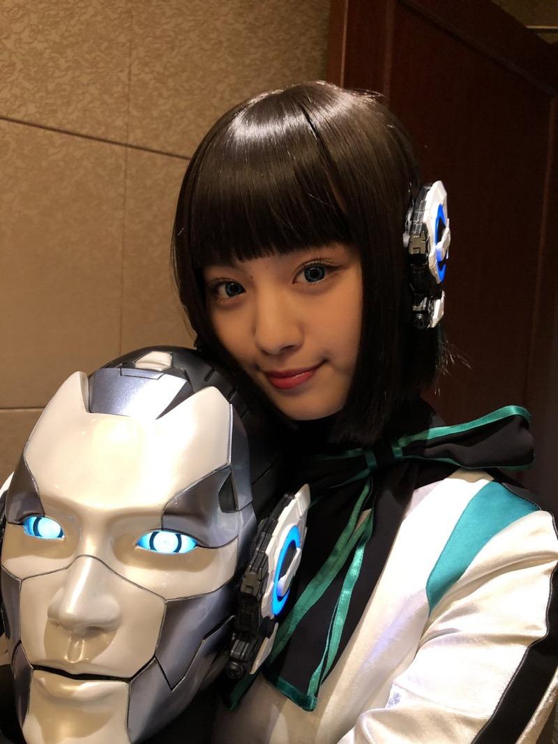 【鶴嶋乃愛キャプ画像】仮面ライダーゼロワンに出演しているヒロイン役の美人女優が18歳ってマジかwwww 07