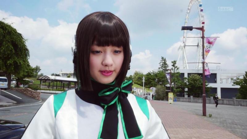 【鶴嶋乃愛キャプ画像】仮面ライダーゼロワンに出演しているヒロイン役の美人女優が18歳ってマジかwwww 56