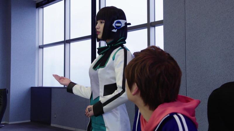 【鶴嶋乃愛キャプ画像】仮面ライダーゼロワンに出演しているヒロイン役の美人女優が18歳ってマジかwwww 59
