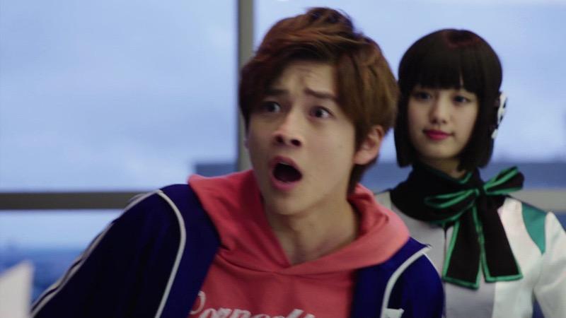 【鶴嶋乃愛キャプ画像】仮面ライダーゼロワンに出演しているヒロイン役の美人女優が18歳ってマジかwwww 60