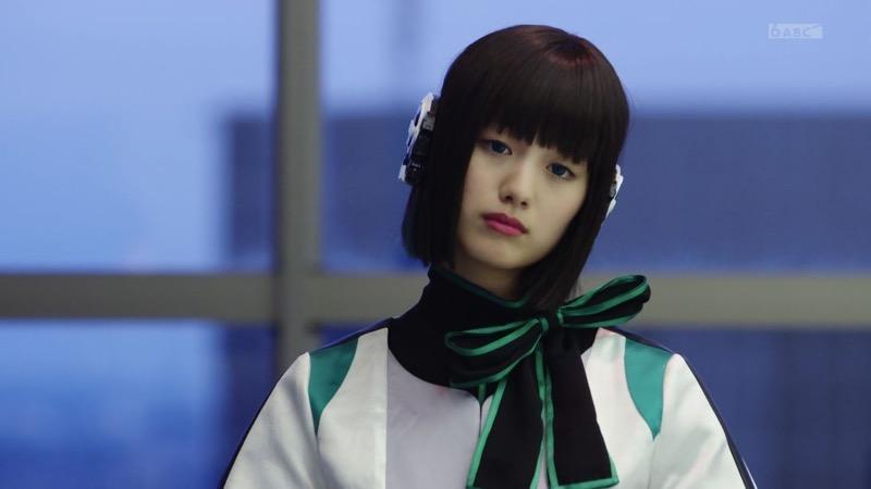 【鶴嶋乃愛キャプ画像】仮面ライダーゼロワンに出演しているヒロイン役の美人女優が18歳ってマジかwwww 61