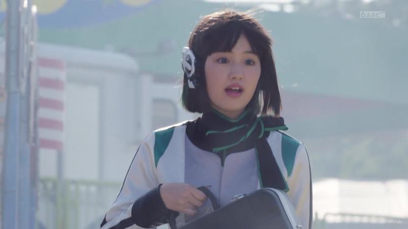 【鶴嶋乃愛キャプ画像】仮面ライダーゼロワンに出演しているヒロイン役の美人女優が18歳ってマジかwwww 62