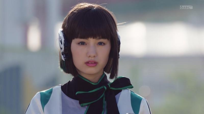 【鶴嶋乃愛キャプ画像】仮面ライダーゼロワンに出演しているヒロイン役の美人女優が18歳ってマジかwwww 63