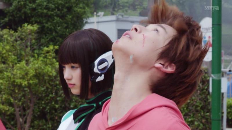 【鶴嶋乃愛キャプ画像】仮面ライダーゼロワンに出演しているヒロイン役の美人女優が18歳ってマジかwwww 67