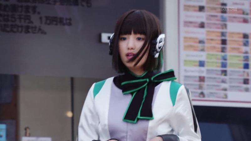 【鶴嶋乃愛キャプ画像】仮面ライダーゼロワンに出演しているヒロイン役の美人女優が18歳ってマジかwwww 70