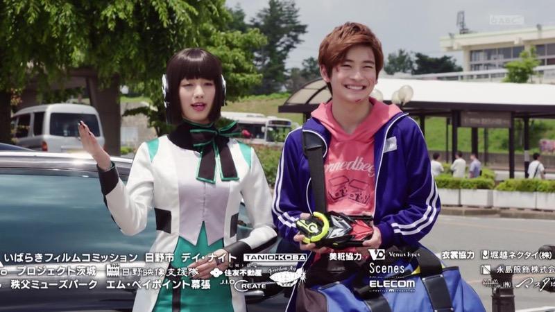 【鶴嶋乃愛キャプ画像】仮面ライダーゼロワンに出演しているヒロイン役の美人女優が18歳ってマジかwwww 72