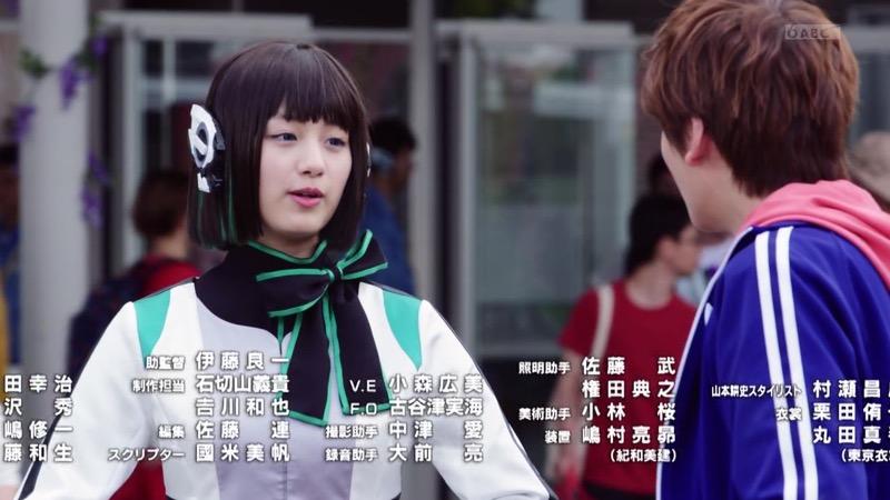 【鶴嶋乃愛キャプ画像】仮面ライダーゼロワンに出演しているヒロイン役の美人女優が18歳ってマジかwwww 73