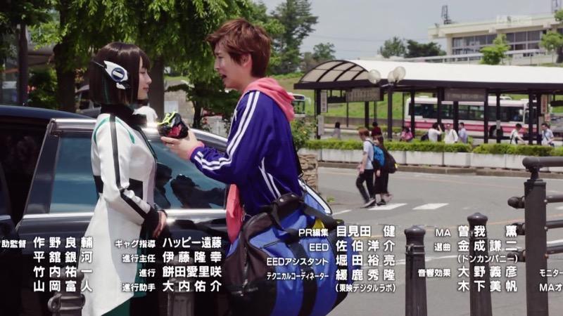 【鶴嶋乃愛キャプ画像】仮面ライダーゼロワンに出演しているヒロイン役の美人女優が18歳ってマジかwwww 74