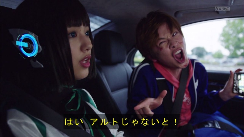 【鶴嶋乃愛キャプ画像】仮面ライダーゼロワンに出演しているヒロイン役の美人女優が18歳ってマジかwwww 79