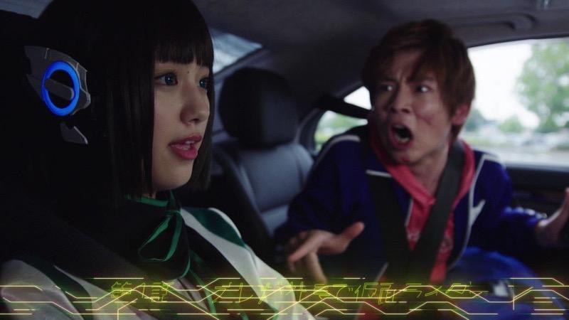【鶴嶋乃愛キャプ画像】仮面ライダーゼロワンに出演しているヒロイン役の美人女優が18歳ってマジかwwww 80