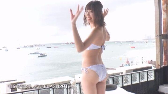 【山岸奈津美キャプ画像】元NMB48アイドルが着エロイメージビデオに出て疑似フェラしてるって本当かよwww 28