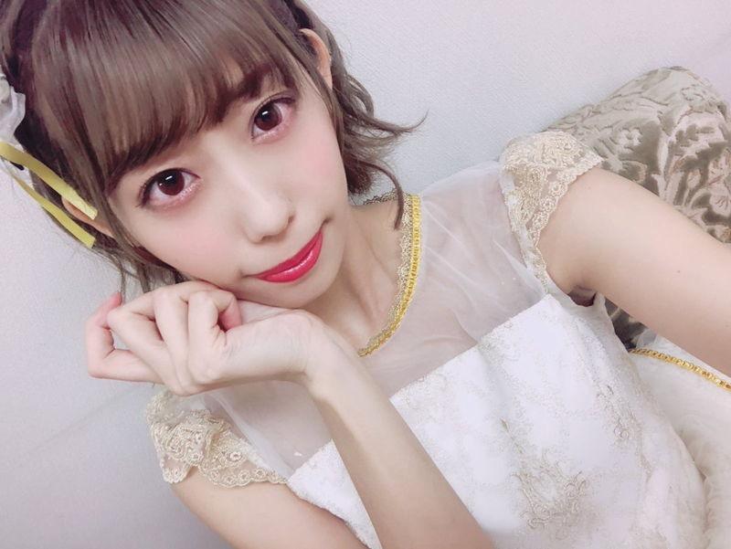【山岸奈津美キャプ画像】元NMB48アイドルが着エロイメージビデオに出て疑似フェラしてるって本当かよwww 72