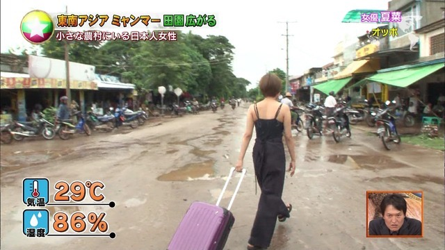 【夏菜キャプ画像】ショートカットがよく似合う似合う美人女優のボディラインが見られる濡れ場シーン等など 07