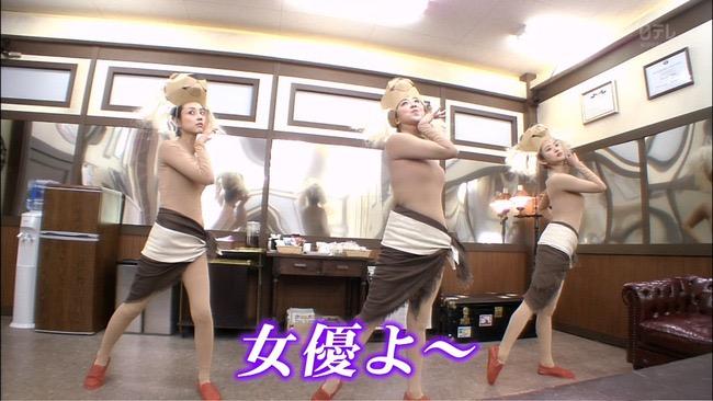 【夏菜キャプ画像】ショートカットがよく似合う似合う美人女優のボディラインが見られる濡れ場シーン等など 30