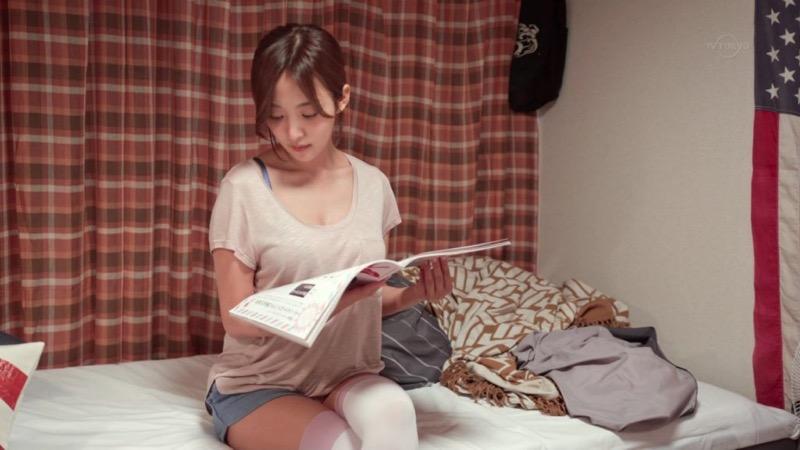 【夏菜キャプ画像】ショートカットがよく似合う似合う美人女優のボディラインが見られる濡れ場シーン等など 33