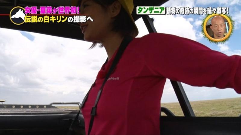 【夏菜キャプ画像】ショートカットがよく似合う似合う美人女優のボディラインが見られる濡れ場シーン等など 43