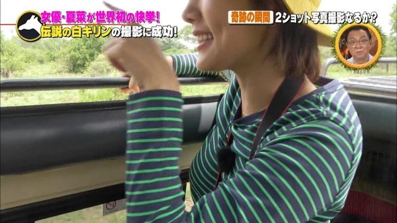 【夏菜キャプ画像】ショートカットがよく似合う似合う美人女優のボディラインが見られる濡れ場シーン等など 62