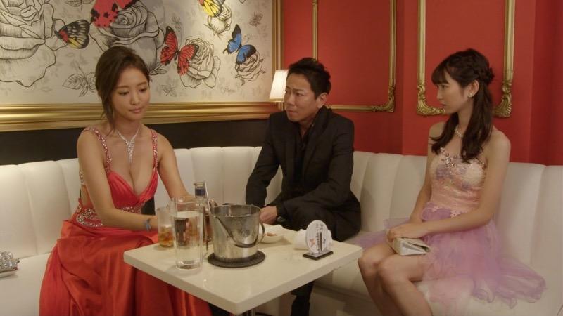 【夏菜キャプ画像】ショートカットがよく似合う似合う美人女優のボディラインが見られる濡れ場シーン等など 69