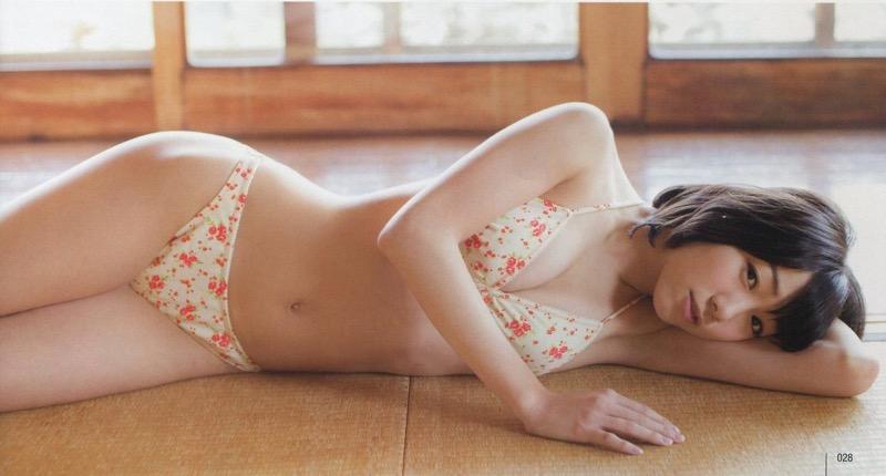 【須田亜香里グラビア画像】令和になって1年振りのグラビア撮影が嬉しかったらしい28歳現役アイドルw 03