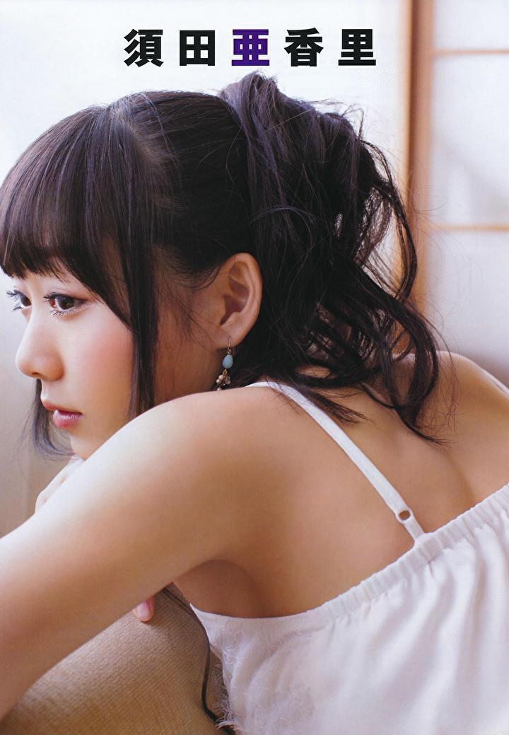 【須田亜香里グラビア画像】令和になって1年振りのグラビア撮影が嬉しかったらしい28歳現役アイドルw 13